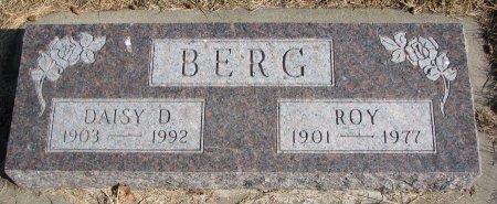 BERG, ROY - Burt County, Nebraska   ROY BERG - Nebraska Gravestone Photos