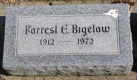BIGELOW, FORREST E. - Burt County, Nebraska   FORREST E. BIGELOW - Nebraska Gravestone Photos