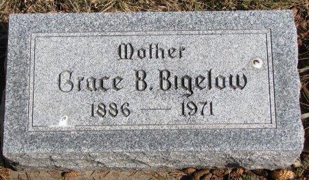 BIGELOW, GRACE B. - Burt County, Nebraska | GRACE B. BIGELOW - Nebraska Gravestone Photos