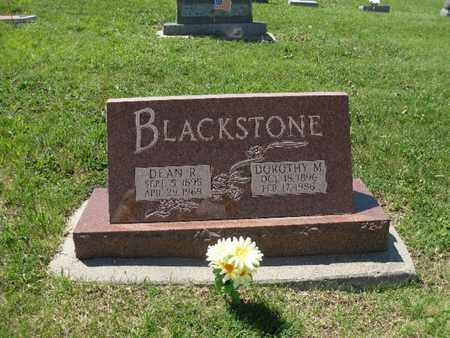 BLACKSTONE, DOROTHY - Burt County, Nebraska | DOROTHY BLACKSTONE - Nebraska Gravestone Photos