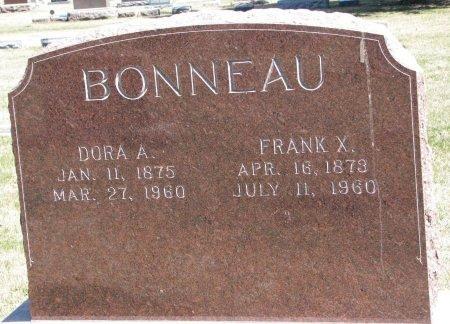 BONNEAU, DORA A. - Burt County, Nebraska   DORA A. BONNEAU - Nebraska Gravestone Photos