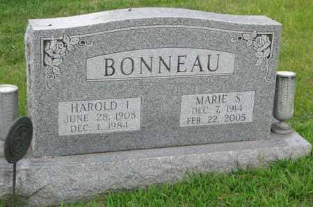BONNEAU, MARIE S. - Burt County, Nebraska | MARIE S. BONNEAU - Nebraska Gravestone Photos