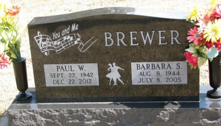 BREWER, PAUL W. - Burt County, Nebraska   PAUL W. BREWER - Nebraska Gravestone Photos