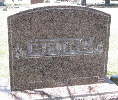 BRING, *FAMILY MONUMENT - Burt County, Nebraska | *FAMILY MONUMENT BRING - Nebraska Gravestone Photos