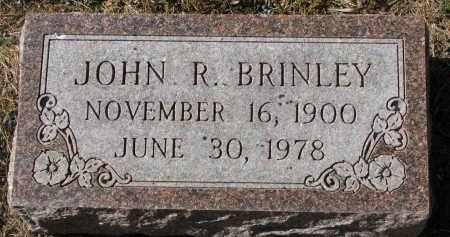 BRINLEY, JOHN R. - Burt County, Nebraska | JOHN R. BRINLEY - Nebraska Gravestone Photos