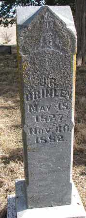 BRINLEY, JR - Burt County, Nebraska | JR BRINLEY - Nebraska Gravestone Photos