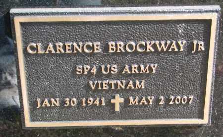 BROCKWAY, CLARENCE JR. - Burt County, Nebraska | CLARENCE JR. BROCKWAY - Nebraska Gravestone Photos