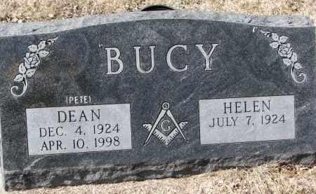 BUCY, HELEN - Burt County, Nebraska | HELEN BUCY - Nebraska Gravestone Photos