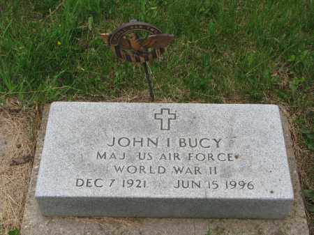 BUCY, JOHN I. - Burt County, Nebraska | JOHN I. BUCY - Nebraska Gravestone Photos