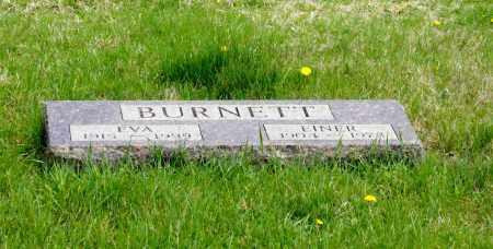 BURNETTE, EVA - Burt County, Nebraska | EVA BURNETTE - Nebraska Gravestone Photos