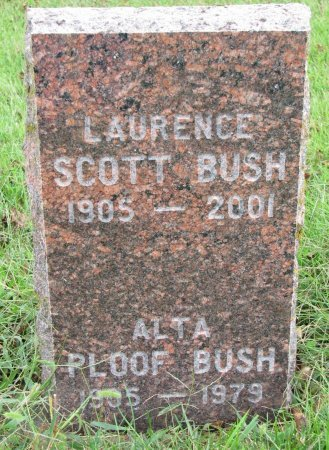 BUSH, ALTA - Burt County, Nebraska | ALTA BUSH - Nebraska Gravestone Photos