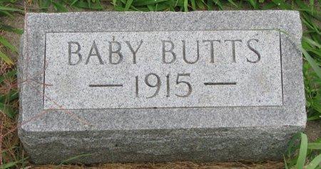 BUTTS, BABY - Burt County, Nebraska | BABY BUTTS - Nebraska Gravestone Photos