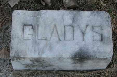 BUTTS, GLADYS - Burt County, Nebraska | GLADYS BUTTS - Nebraska Gravestone Photos