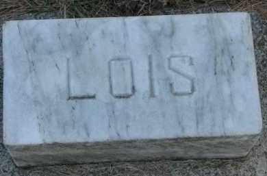 BUTTS, LOIS - Burt County, Nebraska | LOIS BUTTS - Nebraska Gravestone Photos