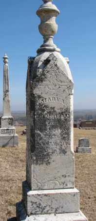 BYRAM, MARY A. - Burt County, Nebraska | MARY A. BYRAM - Nebraska Gravestone Photos