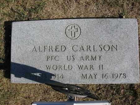 CARLSON, ALFRED - Burt County, Nebraska | ALFRED CARLSON - Nebraska Gravestone Photos