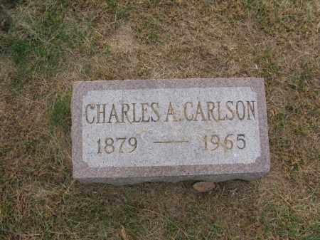 CARLSON, CHARLES A. - Burt County, Nebraska | CHARLES A. CARLSON - Nebraska Gravestone Photos