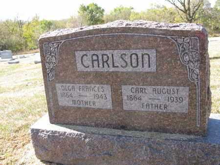 CARLSON, CARL AUGUST - Burt County, Nebraska   CARL AUGUST CARLSON - Nebraska Gravestone Photos