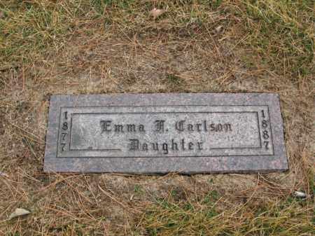 CARLSON, EMMA - Burt County, Nebraska   EMMA CARLSON - Nebraska Gravestone Photos