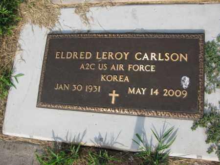 CARLSON, ELDRED LEROY - Burt County, Nebraska   ELDRED LEROY CARLSON - Nebraska Gravestone Photos