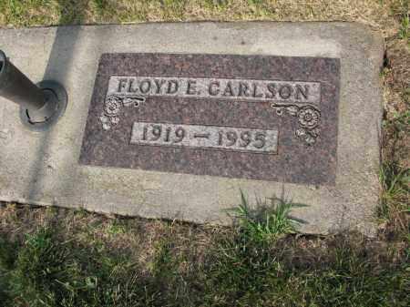 CARLSON, FLOYD EMIL - Burt County, Nebraska | FLOYD EMIL CARLSON - Nebraska Gravestone Photos