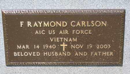 CARLSON, F. RAYMOND (MILITARY) - Burt County, Nebraska | F. RAYMOND (MILITARY) CARLSON - Nebraska Gravestone Photos