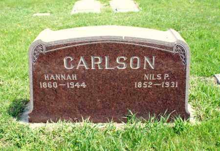 CARLSON, NILS P. - Burt County, Nebraska | NILS P. CARLSON - Nebraska Gravestone Photos