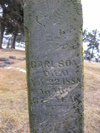 CARLSON, L.P. - Burt County, Nebraska | L.P. CARLSON - Nebraska Gravestone Photos