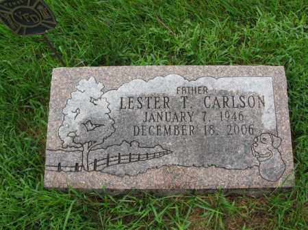 CARLSON, LESTER THOMAS - Burt County, Nebraska   LESTER THOMAS CARLSON - Nebraska Gravestone Photos