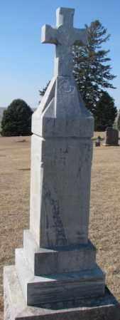 CONLEY CARR, MARY - Burt County, Nebraska | MARY CONLEY CARR - Nebraska Gravestone Photos