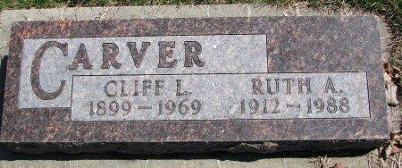 CARVER, CLIFF LENLY - Burt County, Nebraska   CLIFF LENLY CARVER - Nebraska Gravestone Photos