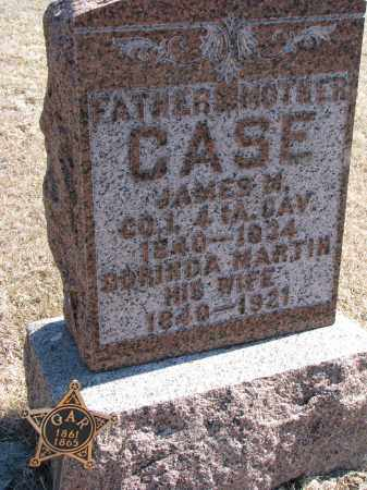 CASE, DORINDA - Burt County, Nebraska | DORINDA CASE - Nebraska Gravestone Photos