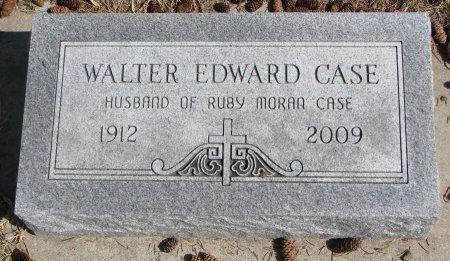 CASE, WALTER EDWARD - Burt County, Nebraska | WALTER EDWARD CASE - Nebraska Gravestone Photos