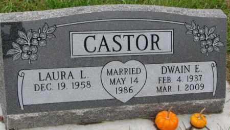 CASTOR, LAURA L. - Burt County, Nebraska | LAURA L. CASTOR - Nebraska Gravestone Photos