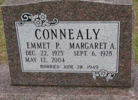 CONNEALY, MARGARET A. - Burt County, Nebraska | MARGARET A. CONNEALY - Nebraska Gravestone Photos