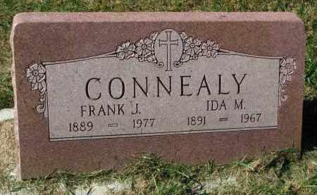 CONNEALY, FRANK J. - Burt County, Nebraska | FRANK J. CONNEALY - Nebraska Gravestone Photos