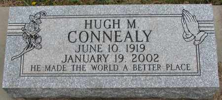 CONNEALY, HUGH M. - Burt County, Nebraska | HUGH M. CONNEALY - Nebraska Gravestone Photos