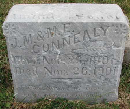 CONNEALY, INFANT SON - Burt County, Nebraska | INFANT SON CONNEALY - Nebraska Gravestone Photos