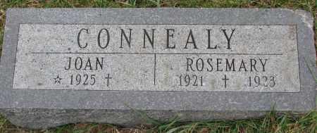 CONNEALY, JOAN - Burt County, Nebraska | JOAN CONNEALY - Nebraska Gravestone Photos