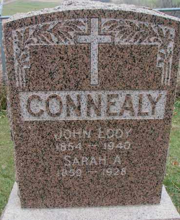 CONNEALY, SARAH A. - Burt County, Nebraska | SARAH A. CONNEALY - Nebraska Gravestone Photos