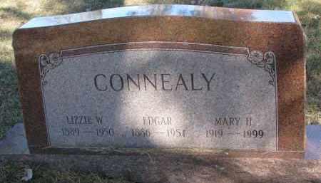CONNEALY, EDGAR - Burt County, Nebraska | EDGAR CONNEALY - Nebraska Gravestone Photos