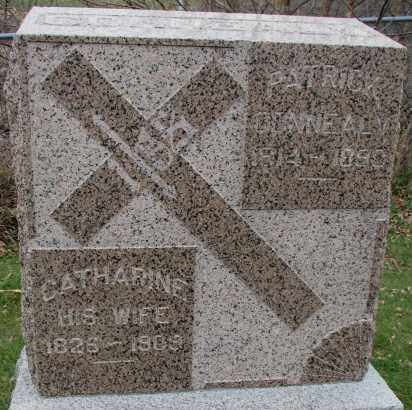 CONNEALY, CATHARINE - Burt County, Nebraska | CATHARINE CONNEALY - Nebraska Gravestone Photos