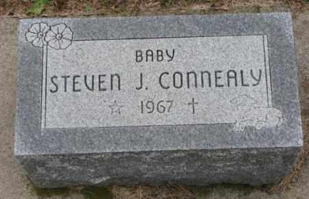 CONNEALY, STEVEN J. - Burt County, Nebraska | STEVEN J. CONNEALY - Nebraska Gravestone Photos