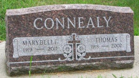 CONNEALY, THOMAS - Burt County, Nebraska | THOMAS CONNEALY - Nebraska Gravestone Photos