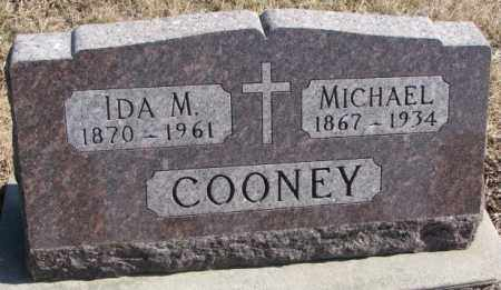 COONEY, IDA M. - Burt County, Nebraska | IDA M. COONEY - Nebraska Gravestone Photos
