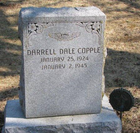 COPPLE, DARRELL DALE - Burt County, Nebraska   DARRELL DALE COPPLE - Nebraska Gravestone Photos