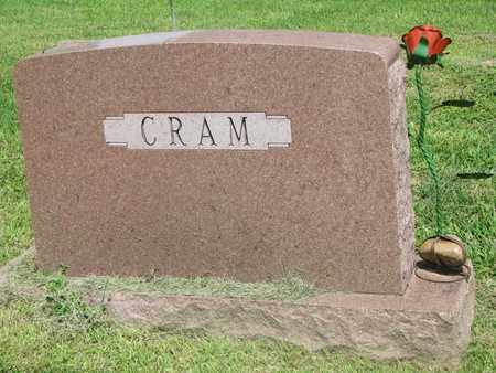 CRAM, (FAMILY MONUMENT) - Burt County, Nebraska | (FAMILY MONUMENT) CRAM - Nebraska Gravestone Photos