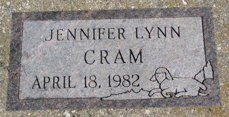 CRAM, JENNIFER LYNN - Burt County, Nebraska | JENNIFER LYNN CRAM - Nebraska Gravestone Photos
