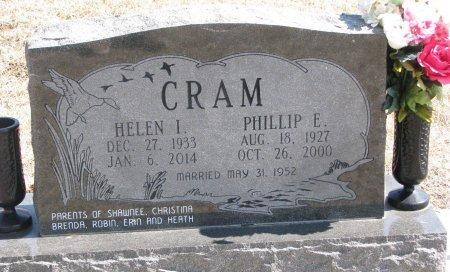 CRAM, HELEN ILENE - Burt County, Nebraska | HELEN ILENE CRAM - Nebraska Gravestone Photos