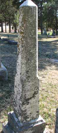 CROWELL, DOLLIE - Burt County, Nebraska | DOLLIE CROWELL - Nebraska Gravestone Photos